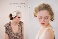Bridal accessories by Twigs and Honey
