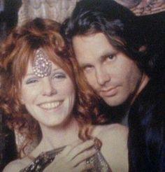 jim morrison   photo jim morrison and pamela courson i watched oliver stone s 1991 ...
