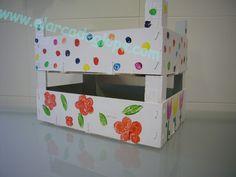 Cajas de Fresas (pág. 14)   Hacer bricolaje es facilisimo.com