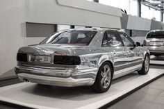 Audi A8 (D2) 1994-2002 vue arrière couleur chrome Audi A8, Space Frame, Cars And Motorcycles, Chrome, Motorbikes, Audi Cars, Antique Cars