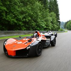 Two fast and furious BAC MONO's pure perfection!
