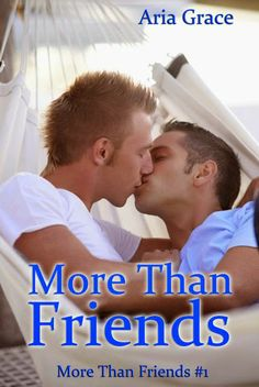 A Girl and Her Kindle: More Than Friends by Aria Grace Review
