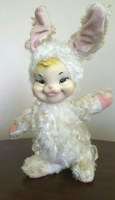 This looks like the rabbit from Melanie Martinez' music video- Mad Hatter ahhh so cute x