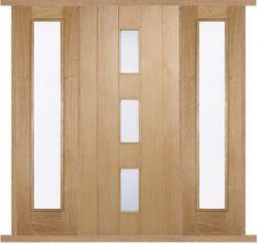 Door http://www.modern-doors.co.uk/external-doors/front-doors-with-side-panels/arta-oak-external-double-side-panel-door-set.html
