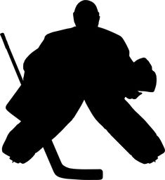 Quickly and easily create a sport inspired design anywhere you desire with our Goalkeeper Hockey Painting Stencil! Hockey Tournaments, Hockey Goalie, Hockey Mom, Hockey Players, Ice Hockey, Hockey Birthday, Hockey Party, 14th Birthday, Hockey Crafts