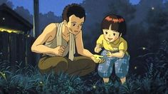 Hotaru no Haka //Grave of the Fireflies// Túmulo dos Vagalumes - (1988)