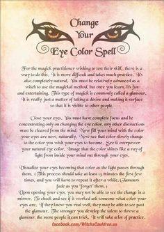 Eye glamor