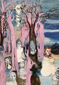Rosa Loy (German: 1958) - Twilight Hour, 2011