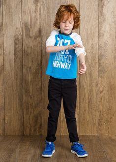NEW - Five pocket trousers #FW14 #KIDS #BOYS