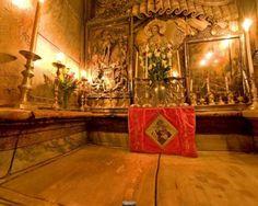 Una web para conocer la Iglesia del santo Sepulcro de Jerusalén