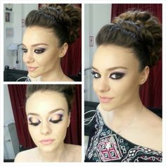 Beautiful arabic make-up ♥