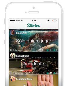 Stories for Social Storytellers