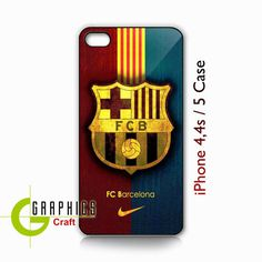 0c97ff6bfc7 Barcelona FC Logo apple iphone case Phone Cover by GraphicsCraft, $15.00