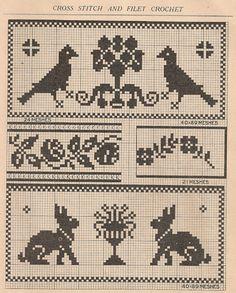 Stitchlets x Stitch Kit par mouseloft basse-cour âne