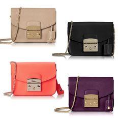 Rank & Style - Furla Metropolis Mini Crossbody Handbag #rankandstyle