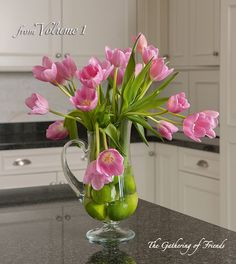 Ladies Luncheon: Tulips and Limes