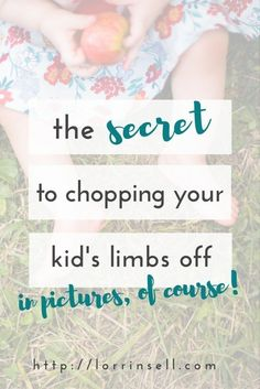 learn how to take better pictures of your kids means more than just the camera…