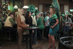 Four leaf clover ~ 2 Broke Girls ~ Episode Stills ~ Season 3, Episode 19 ~ And The Kilt Trip