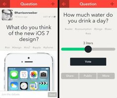 pout 520x438 Poutsch launches its addictive social polling service on the iPhone