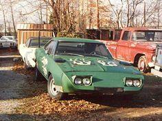 Abandoned Daytona and Superbird