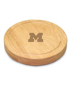 Take a look at this Michigan Picnic Cutting Board Set by Picnic Time on #zulily today!