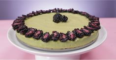 Vegan Avocado Cheesecake Recipe | POPSUGAR Fitness
