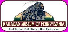 Railroad Museum of Pennsylvania - Strasburg, PA - Excellent education centre and see some virtual tours of the museum here: http://www.rrmuseumpa.org/about/musviews/index.shtml