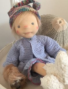 Waldorf Puppe, gefilzte Puppenköpfe, filzen, waldorf, Puppe selbermachen, Diy, handmade, doll sewing, designer doll, wie filze ich einen puppenkopf