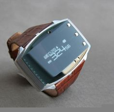Even if it was just a caller ID and showed me incoming txts I would be happy. Pretty sweet looking watch.