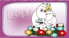 Moomin hug