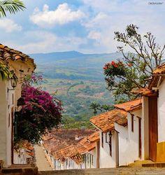 Barichara, Santander Art Village, City Living, Latin America, Caribbean, Scenery, Around The Worlds, Sky, Random Pictures, Arabic Quotes
