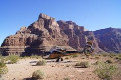 Grand Canyon All American Helicopter Tour in Las Vegas from Viator Grand Canyon Helicopter, Helicopter Tour, Hoover Dam, Las Vegas Strip, Natural Wonders, Aerial View, Monument Valley, Mount Rushmore, Wildlife
