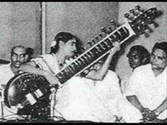 Annapurna Devi rare performance Raag Kaushiki