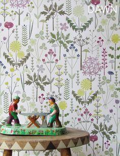 67 best Floral Wallpaper images on Pinterest | Floral wallpapers ...