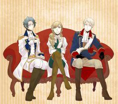 Writing a college essay about anime? (Axis Powers Hetalia)?