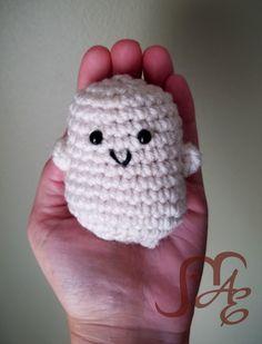 Free Crochet Pattern, Mini Adipose!