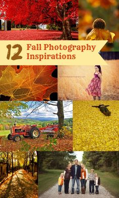 12 Fall Photography Inspirations