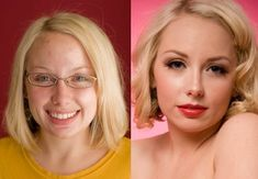 30 Amazing Makeup Transformation: Before And After Makeup | Like It Short