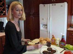 Betty's Memorial Day Onion Burgers Recipe