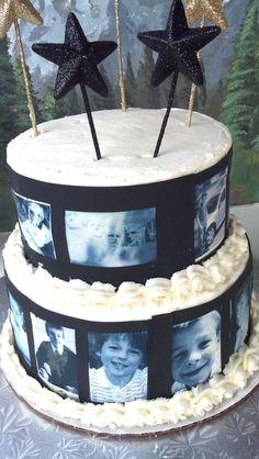 Grad Cake for Cody