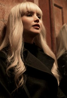 "Jennifer Lawrence - ""Red Sparrow"""
