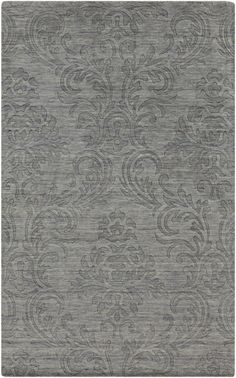 Solid in color and illuminatus in luster, this rug offers a unique piece that will surely cement itself as the focal point to your space. With floral etching overlaying a solid bold color, this piece is sure to uplift the ambiance from room to room...