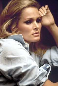 Ursula Andress, photo by Jerry Schatzberg, 1960s