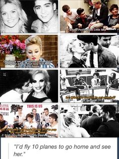 I will admit that when they first got together I was a bit of a Perrie hater because I was a Zayn girl...but now I absolutely ADORE not only Zayn, but also Perrie and their relationship :) I am proud to say that i ship Zerrie and i am sooooo happy for you @Perrie Edwards and @Zayn Malik I love you guys sooo much! #ishipzerrie #zerrie'gettingmarried #lovethem