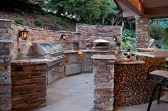 Escondido Outdoor Kitchen