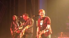 The Gaslight Anthem Feat. Bruce Springsteen - American Slang - 12/09/11 ...