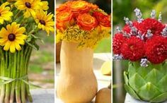 How to Turn Fall Foods into Seasonal Centerpieces