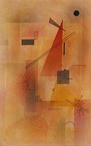 Wassily Kandinsky - Composition, 1928