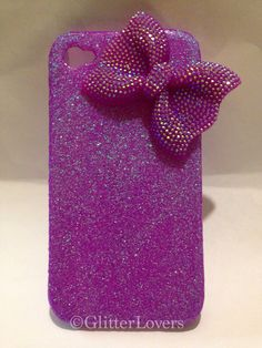 Glitter iPhone 4 case on Etsy, $18.00 Unlock Iphone 5, Iphone 2, Iphone Cases, Galaxy S3 Cases, My Christmas List, Cool Phone Cases, Cell Phone Accessories, Perfume Bottles, Glitter