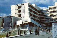 1971 earthquake Sylmar CA Olive View Hospital